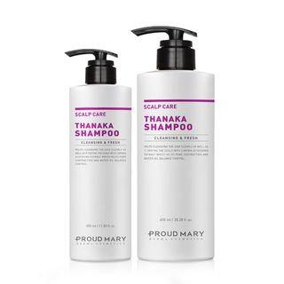PROUD MARY - Scalp Care Thanaka Shampoo 350ml 350ml