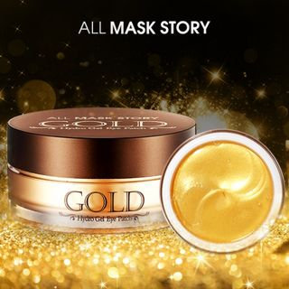 ALL MASK STORY - Gold Hydro Eye Patch 60pcs 90g