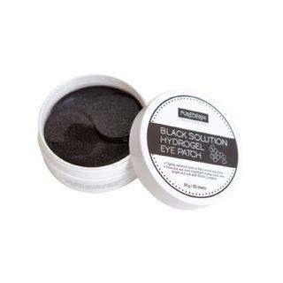 PUREDERM - Black Solution Hydrogel Eye Patch 60pcs 60pcs