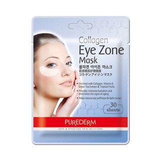 PUREDERM - Collagen Eye Zone Mask 30pcs 30pcs
