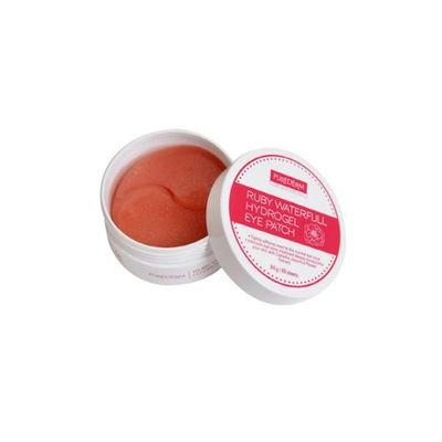PUREDERM - Ruby Waterful Hydrogel Eye Patch 60pcs 60pcs