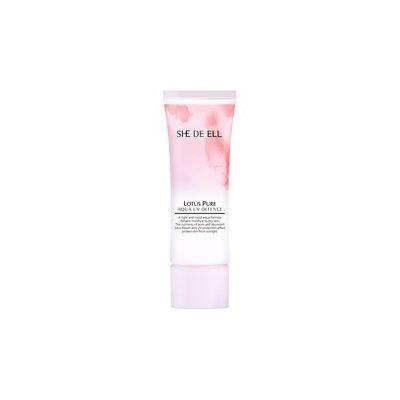 SHE DE ELL - Lotus Pure Aqua UV Defence SPF50+ PA+++ 40ml 40ml