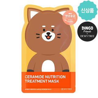 DEWYTREE - Ceramide Nutrition Treatment Mask 10pcs (Dingo Edition) 10pcs
