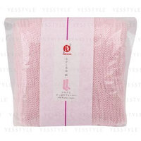 Makanai Cosmetics - Silk Warmer Socks (Pink) 1 pairs