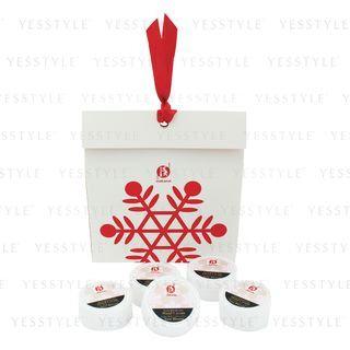 Makanai Cosmetics - Natural Perfection Hand Cream (Snow Blossom) (Mini) (Limited Edition) 1 set