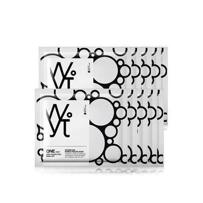 NEOGEN - WYT Oxygen AHA Bubble Peeling Mask 10pcs (US & EU Edition) 25ml X 10pcs