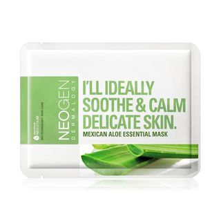 NEOGEN - Dermalogy Mexican Aloe Essential Mask 10pcs (US & EU Edition) 10pcs