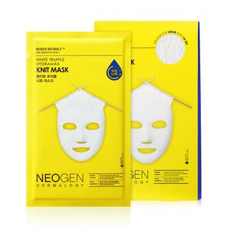 NEOGEN - Dermalogy White Truffle Hydramax Knit Mask 1pc (US & EU Edition) 60ml