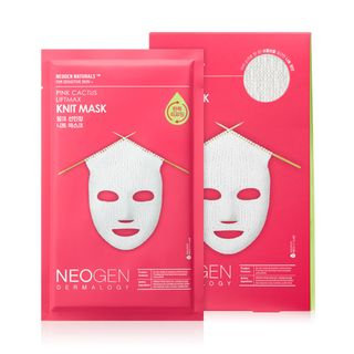 NEOGEN - Dermalogy Pink Cactus Liftmax Knit Mask 1pc (US & EU Edition) 60ml