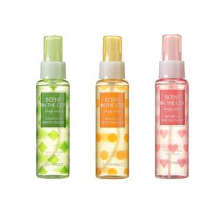 Tony Moly - Scent In The City Body Mist (#02 Pink Flat Shoes) 85ml 85ml