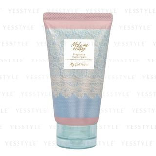Canmake - Make Me Happy Fragrance Hand Cream (#03 My Girl Friend) (Limited Edition) 40g