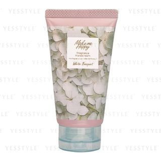 Canmake - Make Me Happy Fragrance Hand Cream (#01 White Bouquet) (Limited Edition) 40g