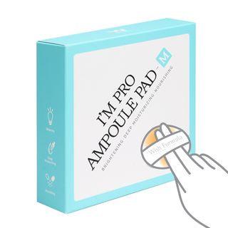 Wish Formula - I'm Pro Ampoule Pad - M 10pcs 1 box