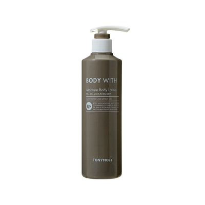 Tony Moly - Body With Moisture Body Lotion 300ml 300ml
