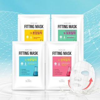 SCINIC - Micro Care Fitting Mask 30ml (4 Types) Tone Up Care