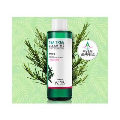 SCINIC - Tea Tree Clearing Toner 260ml 260ml