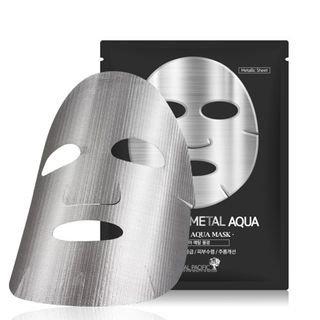 NATURAL PACIFIC - Premium Metal Aqua Mask 1pc 25g