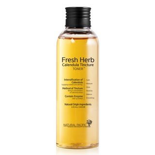 NATURAL PACIFIC - Fresh Herb Calendula Tincture Toner 200ml 200ml