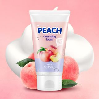 SCINIC - My Peach Cleansing Foam 300ml 300ml