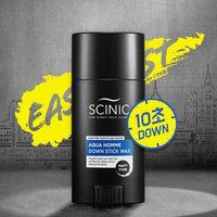 SCINIC - Aqua Homme Down Stick Wax 34g 34g