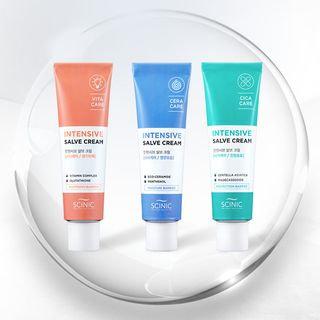SCINIC - Intensive Salve Cream 50ml (3 Types) Cera Care (Blue)