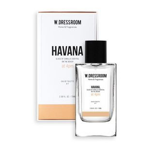 W.DRESSROOM - Eau De Toilette Perfume Spray (#17 Havana) 70ml 70ml