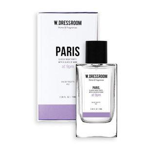 W.DRESSROOM - Eau De Toilette Perfume Spray (#52 Paris) 70ml 70ml