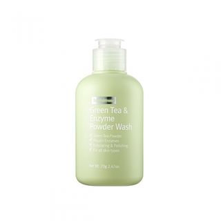 By Wishtrend - Green Tea & Enzyme Powder Wash 70g 70g