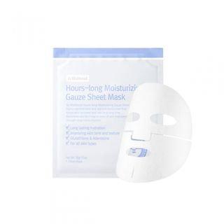 By Wishtrend - Hours-Long Moisturizing Gauze Sheet Mask 1pc 30g