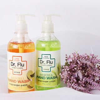 DAYCELL - Dr. Flu Hand Wash 300ml Lime Orange