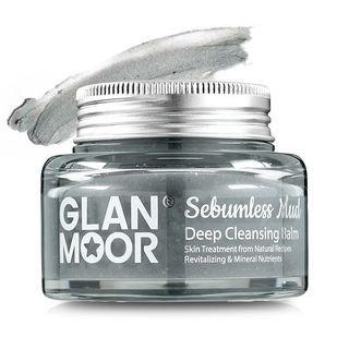Glan.moor GLAN. MOOR - Sebumless Mud Deep Cleansing Balm 100ml 100ml
