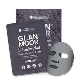 Glan.moor GLAN. MOOR - Sebumless Mud Deep Control Mask Pack 5pcs 25ml x 5pcs