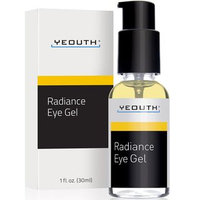 Yeouth Best Anti Aging Eye Gel for Winkles, Dark Circles, Puffiness Bags with Hyaluronic Acid and Tripept