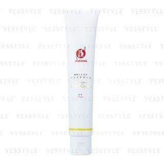 Makanai Cosmetics - Natural Perfection Hand Cream (Yuzu) (Tube) 40g