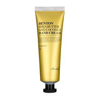 Benton - Shea Butter And Coconut Hand Cream 50g 50g
