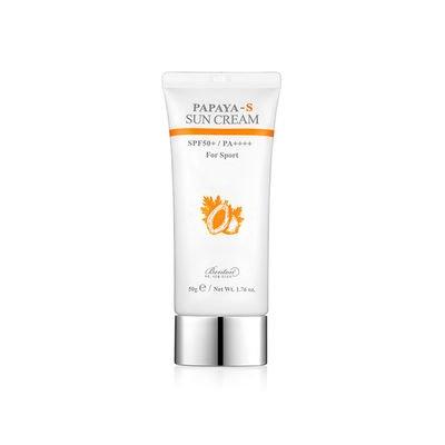 Benton - Papaya-S Sun Cream SPF50 PA++++ 50g 50g