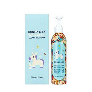 Seantree sea Ntree - Donkey Milk Waterful Cleansing Foam 250ml 250ml
