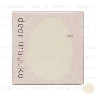 dear mayuko - Facial Cleansing Soap 100g