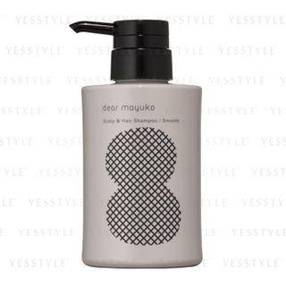 dear mayuko - Scalp And Hair Shampoo (Smooth) 300ml