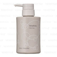 dear mayuko - Hirahira Body Soap 300ml