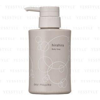 dear mayuko - Hirahira Body Soap 300ml