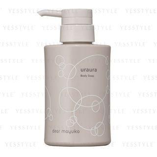 dear mayuko - Uraura Body Soap 300ml