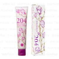 of cosmetics - 204 Medicated Hand Cream (Magnolia) 42g