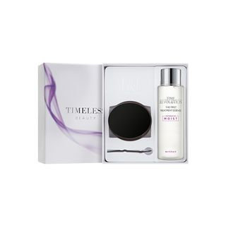 Missha - Time Revolution Perfect Limited Edition Set: Immortal Youth Cream 50ml + The First Treatment Essence (Intensive Moist) 125ml 2pcs