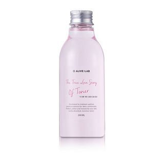 Alive:lab ALIVE: LAB - The Ture Love Story Of Toner 200ml 200ml