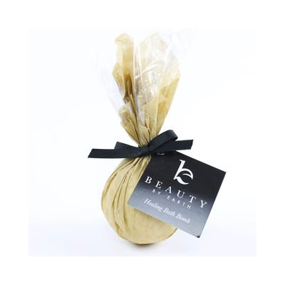 Beauty by Earth - Healing Bath Bomb (Bedtime Ritual) 5.5 x 2.5 x 2.5 inches