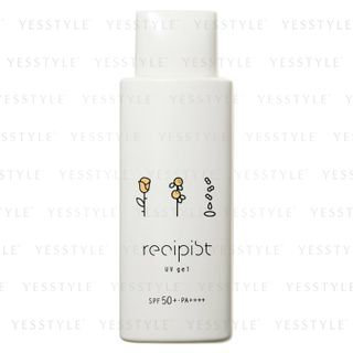 Shiseido Recipist UV Gel SPF 50+ PA++++