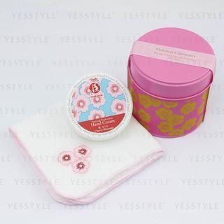 Makanai Cosmetics - Cherry Blossoms Coffret (Pink) (Can) (Limited Edition) 1 set