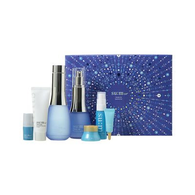 Su:m37 su: m37 - Water-Full Special Set: Skin Refresher 170ml + Rebalancing Gel Lotion 120ml + Timeless Water Gel Cream 10ml + Pore Essence 5ml + Water Gel Eye Lifting Essence 5ml + Mist 30ml + Skin Saver Essential Cleansing Foam 40ml 7pcs