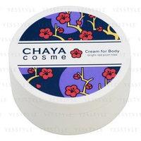 HAKUZA - Chaya Cosme Cream For Body (Bright Red Plum Tree) 50g